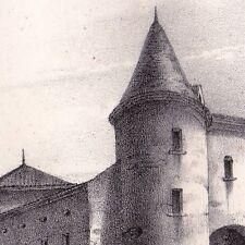 Château de Madaillan Sauveterre De Guyenne Aquitaine Lot et Garonne