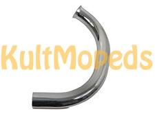 MZ etz251 etz301 auspuff-krümmer 1 A CHROME ETZ 251 301 CHROME 40-mm tuyau