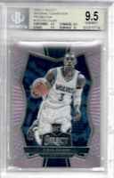 2016-17 Select Kris Dunn National Pink Prizm /15 BGS 9.5 Chicago Bulls RC #126