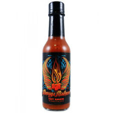 MORUGA MADNESS HOT SAUCE