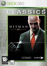Hitman Blood Money Xbox 360 Nuevo Sellado Inglaterra PAL
