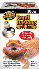 chaleur AGRANDIE Repti Basking Spot Lampe 100W chaleur Spot