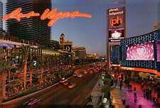 Planet Hollywood Hotel and Casino, Las Vegas, Nevada, The Strip --- Postcard