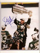 brian skrudland Autographed 8x10 Photo Signed Panthers Stars Rangers