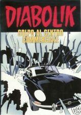 DIABOLIK - albetto speciale COLPO AL CENTRO COMMERCIALE  -  fano  auchan  2001