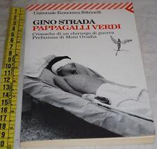 STRADA Gino - PAPPAGALLI VERDI - UE Feltrinelli - libri usati