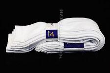 4 Pairs Athletic Tube Thick Socks Calf High Men's Tube Socks White Black Soccer