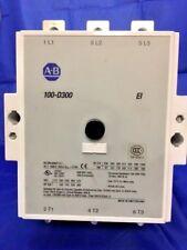 Allen-Bradley Contactor, 100-D300 El, ICE /EN 60947-4-1, AC-1 1000V 450A