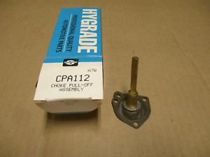 Standard CPA112 Choke Pull-Off Assembly 1980-88 Chrysler Dodge Plymouth Hygrade