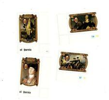 VINTAGE CLASSICS - Sierra Leone - 556-9 George Washington - Set Of 4 - MNH