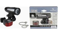 "SIGMA Fahrrad LED-Beleuchtungs-Set ""FL 910 + CUBERIDER"""