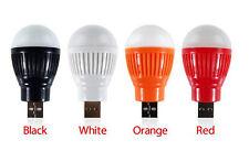 Lampe USB in Form eines ' Glühlampe - Led - Gadget USB Geek Leselampe