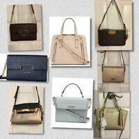 Calvin Klein Satchel Handbag Purse/Various Styles-Colors/NWT