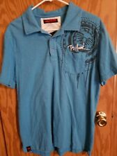 BOYS LARGE BLUE TONY HAWK TOP