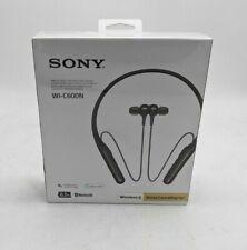 Sony WI-C600N Wireless Noise Canceling Stereo Headset - SH2829