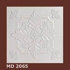 1m² Deckenplatten Styroporplatten Decorplatten   -Neu-  MD 2065