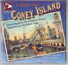 A Trip to Coney Island - New Columbian Brass Band (Dorian) Like New