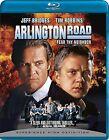 Blu Ray Arlington Road ZONE FREE AVEC VF (Jeff Bridges) COMME NEUF