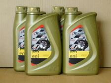 7,45€/l   ENI  I-Ride 10W-60 4 x 1 L 4Takt Racing Öl für Gilera , Derby