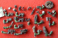 Games Workshop Warhammer 40k Orks Ork Boyz Boys Painted Arms Bits Bit Lot Spares