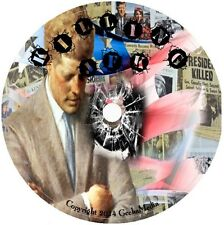Assassination John F Kennedy DVD Books Photos Dallas JFK Lee Harvey Oswald 1963