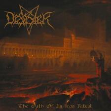 The Oath Of An Iron Ritual (Ltd.Gold Vinyl) von Desaster (2016)