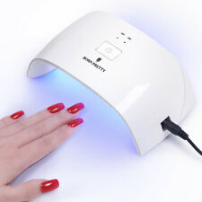 24W USD BORN PRETTY LED UV Nail Lamp Light Gel Polish Cure Nail Dryer Manicure