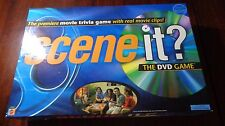 SCENE IT? The DVD Game on Movie Trivia, THE Original Game, RARE, Perfect Cond!