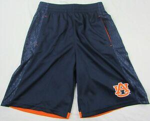 Auburn Tigers NCAA Youth Boy's Navy Blue Shorts