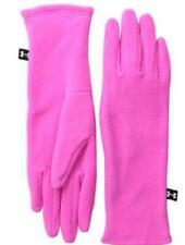 NEW~UNDER ARMOUR~Women~SOFT PINK FLEECE~Gloves~Size L/XL~