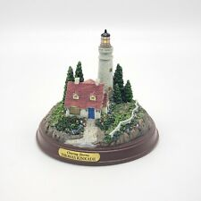 Thomas Kinkade Seaside Memories ClearingStorm figure with original box & Coa