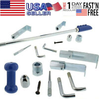 Dent Puller Slide Hammer 9Pc 5LB Auto Body Repair Dent Tool Kit Auto Truck