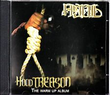 NYOIL- Hood TREASON (The Warm Up Album) CD Hip Hop UMC'S Kool Kim UMCs