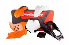 POLISPORT Motocross Mx Kit de plástico para KTM SX 65 2009-2011 OEM 90201