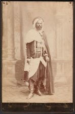 Notable des Ouled-Sidi-Cheikh à Paris. Photographe Eugène Pirou. 1885. #4