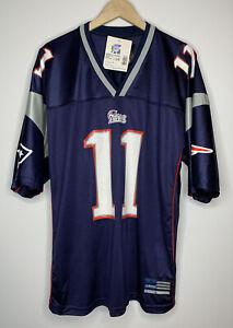 VTG Adidas x New England Patriots x Drew Bledsoe #11 Jersey - L - NWT