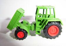 Märklin HO 488 - Fendt Traktor -Kipper mit Frontladefläche - Fendt trecker