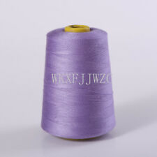 8000 Yards L-Purple Industrial Overlock Sewing Machine Polyester Thread Sewing