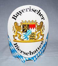 Bayerischer Bierschatten, 2 Stück in Orginalverpackung.