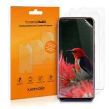3x SCREEN PROTECTOR FOR ZTE nubia Red Magic 3 3s CRYSTAL CLEAR DISPLAY