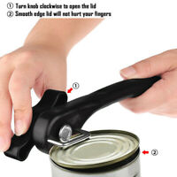 Can Opener Effortless Smooth Edge Manual Stainless Steel Handy Easy Turn Knob