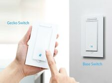 Gecko Switch - Smart light switch with wireless movable light switch control