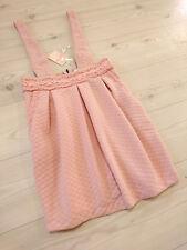 LIZ LISA Suspender skirt Japan-M Pastel pink Quiting Hime&Lolita Kawaii fashion