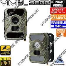 Hunting Camera Security Farm CCTV Anti Theft Vandal System 32 GB