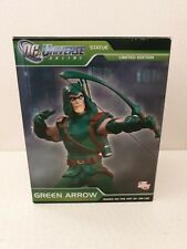 Green Arrow Statue Dc Universe Online Dc Direct Limited Edition 1000/4000 Rare