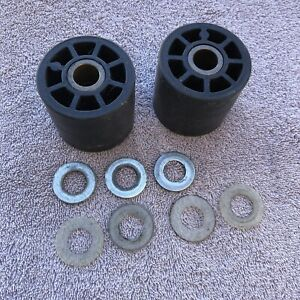 NordicTrack Excel Ski Machine Drive Rollers REPLACEMENT PARTS ONLY