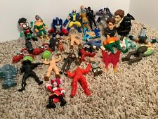 Mixed lot of toy Action Figures- Star Wars, Disney, And Others