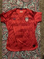 Nwt Women's Nike Usa Soccer Jersey Size Large New