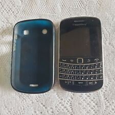 BlackBerry 9930 Bold 8GB QWERTY (Sprint) Cell Phone Blue Case Belt Clip Box Inst