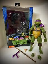 NECA Teenage Mutant Ninja Turtles TMNT Movie Donatello Loose